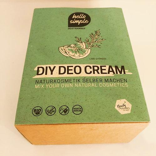 DIY Deo Cream