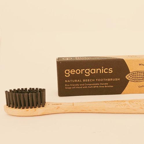 Soft Bristles - Beechwood Tooth Brush