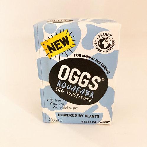 Aquafaba - OGGS Egg Substitute