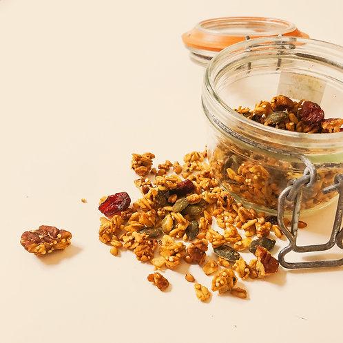 Granola - Cinnamon Crunch by Engrained