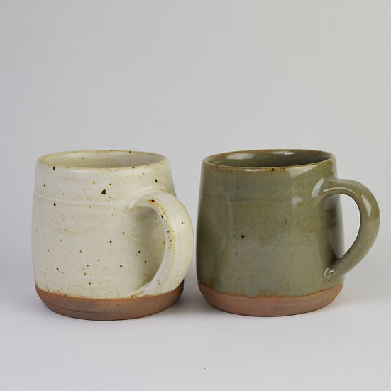 Set of 4 Large mugs