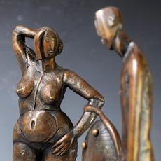 Adam & Eve (detail 1)