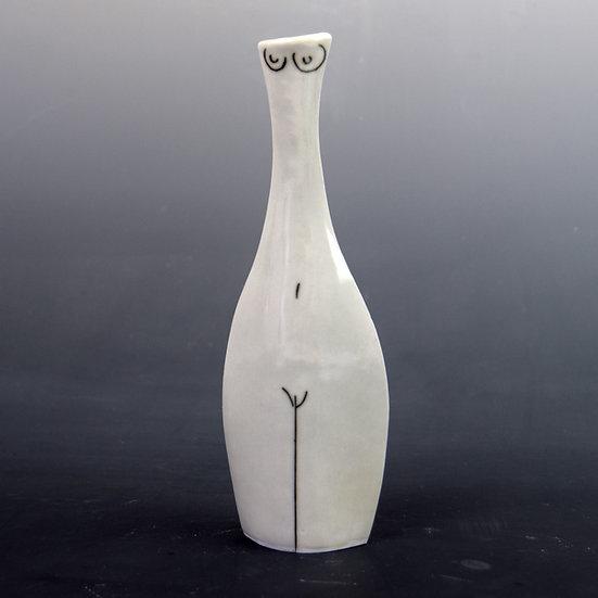 Tall Porcelain Woman