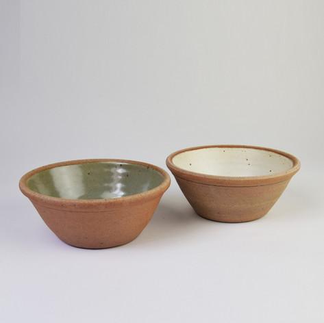 Small soup bowls