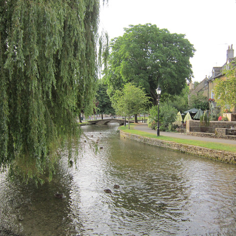 River Windrush, Bourton-on-the-Water