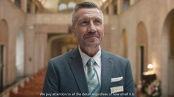 Funeral home commercial