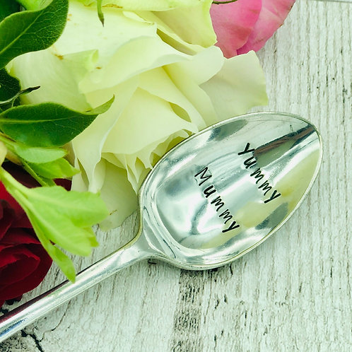 Yummy Mummy teaspoon