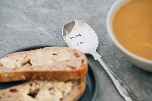 Souper Man soup spoon