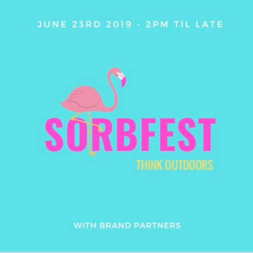 SORBFEST - £25 AT THE DOOR