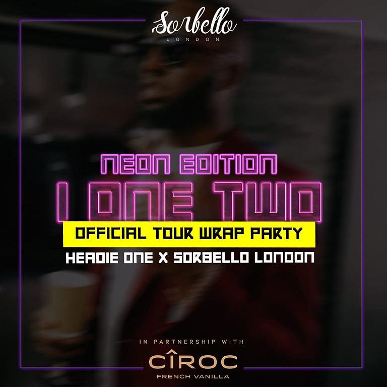 HEADIE ONE x SORBELLO LDN