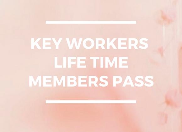 KEY WORKERS MEMBERS PASS