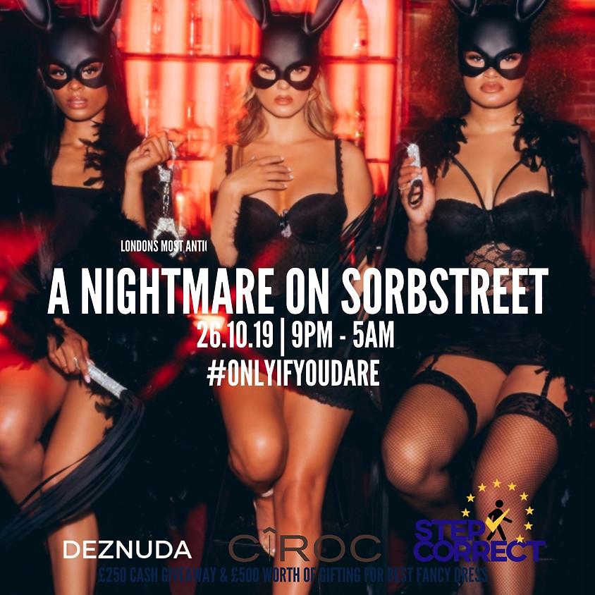 NIGHTMARE ON SORBS STREET - HALLOWEEN