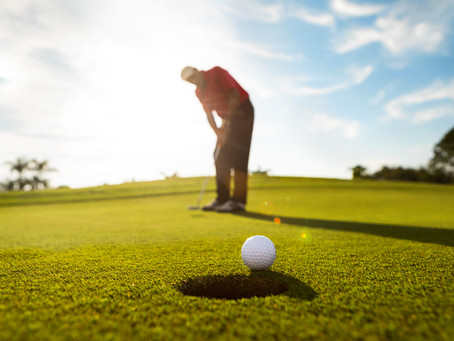 Three Common Injuries in Golfers
