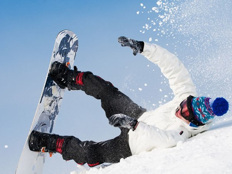 Snowboarding for Beginners: How to Avoid Injuries