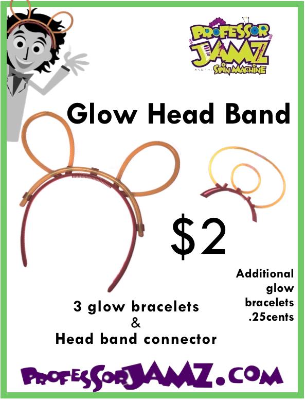2 Head Band
