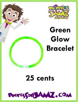 0 25 Glow Bracelet