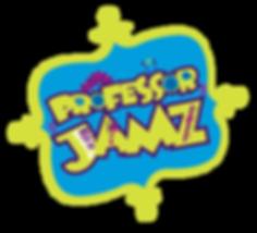 Professor Jamz Logo