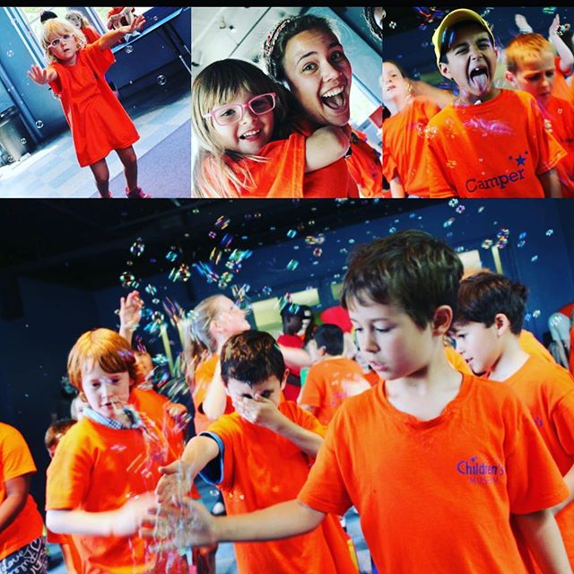 #presswood #bubbles #bubbledance #londonchildrensmuseum - A fabulous day for a bubble dance!