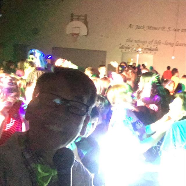 #professorjamz #danceathon. That's it, last dance-A-thon of the year. 207 schools and over 1.1 milli