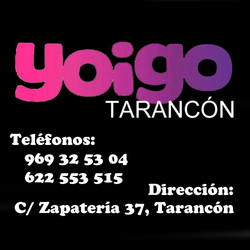 YOIGO TARANCÓN