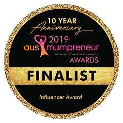 Ausmumpreneur FINALIST BADGES PEOPLES CHOICE