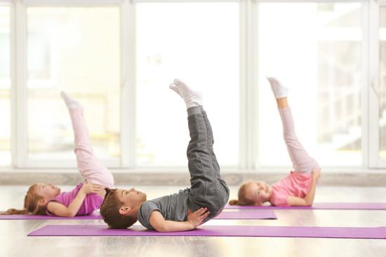 Yoga / Breathing & Stretching