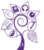 Relax Kids Purple Tree Logo Sydney