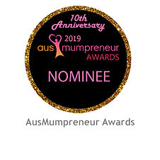 Ausmumpreneur Making a difference award (business)