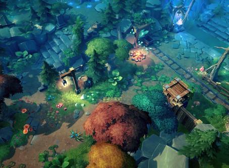 Žaidimo 3D aplinkos kūrimo darbo eiga