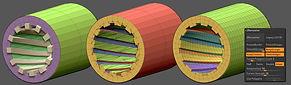 Efektyvus 3D modelio kūrimas
