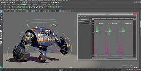 3D Animavimas