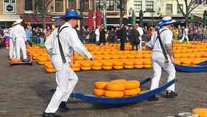 Cheese Market Season Has Begun!