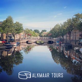 The Oudegracht, Alkmaar