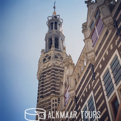 The Alkmaar Stadhuis (City Hall)
