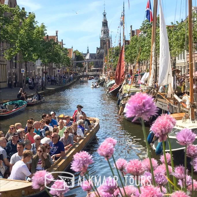 Kaeskoppenstad, Alkmaar