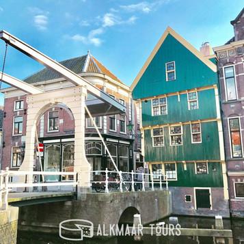 House with the Cannonball, Alkmaar