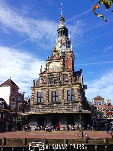 The Weighing House, Alkmaar