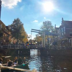 A sunny Alkmaar