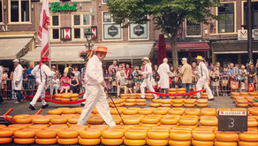 Record Number of Visitors to Alkmaar's Cheese Market!