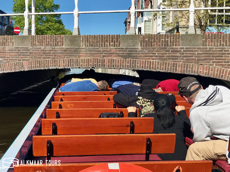 Celebrate Grachtenrondvaart Alkmaar's 70th Anniversary with Free Boat Tours and Poffertjes on 27