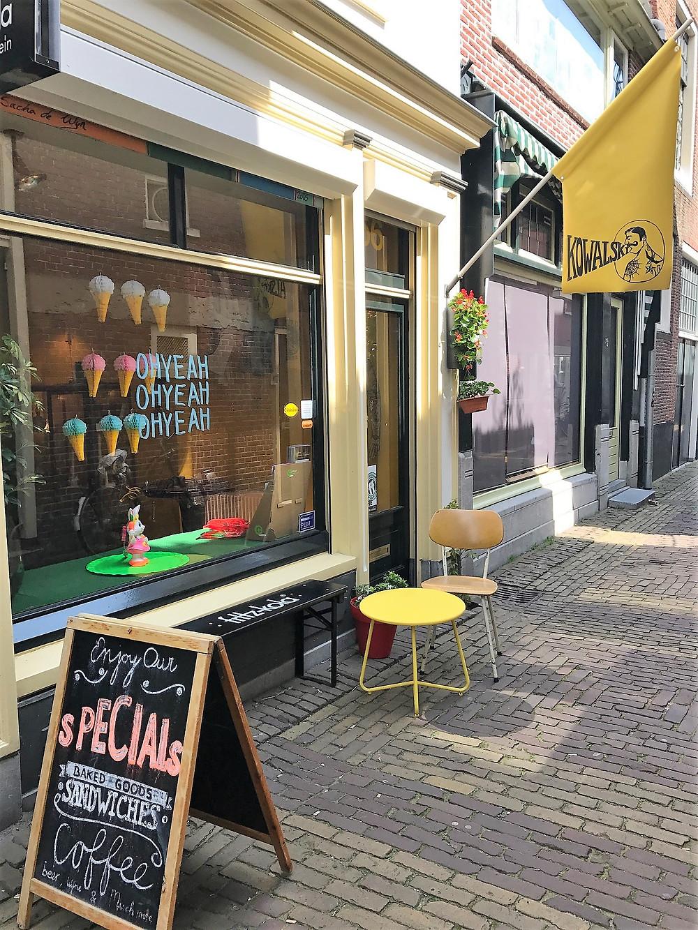 Kowalkski Comfort Store, Alkmaar