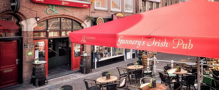 Gunnery's Irish Pub, Alkmaar