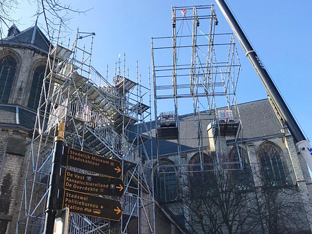 Climb to the Top of the Grote Kerk