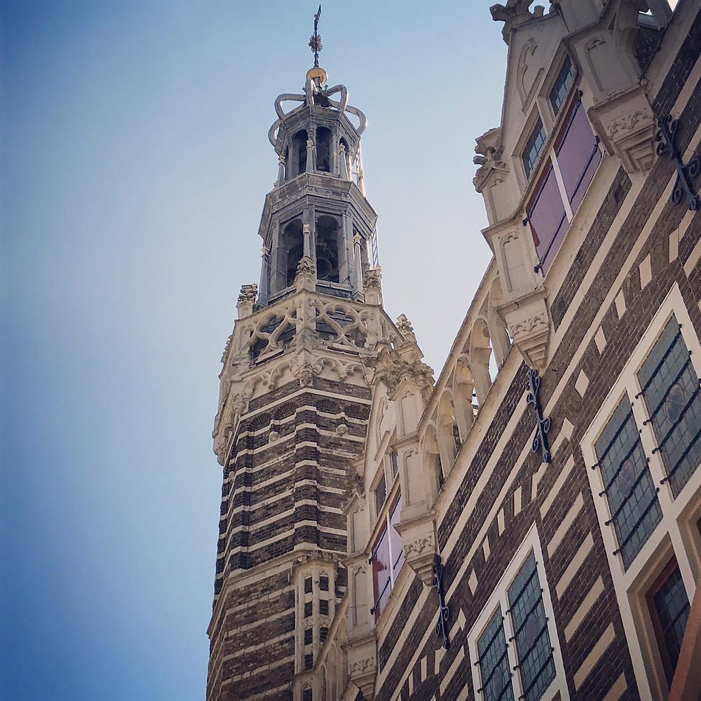 Alkmaar's City Hall or Stadshuis