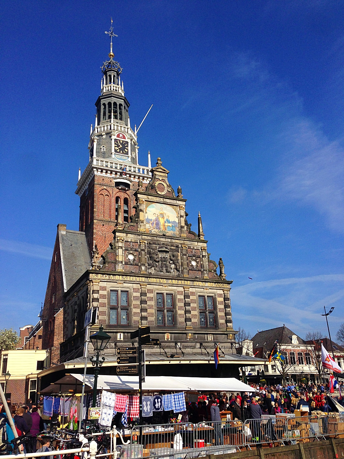 The Waag (Weigh House)