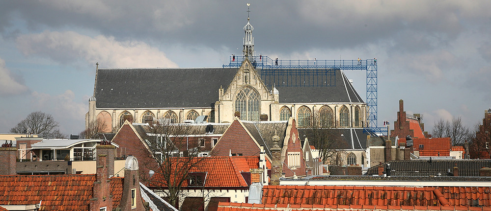 Artists Impression.  Photo courtesy of Grote Kerk Alkmaar