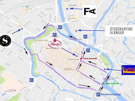 Alkmaar Pride 26th May 2018