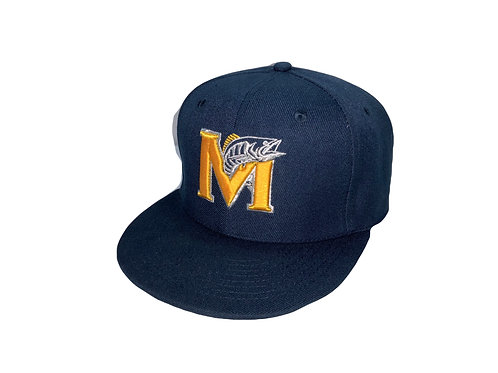 The Mackerels Baseball Club Hat