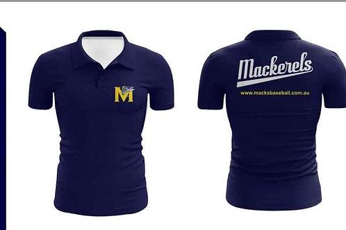 Mackerels 2021 polo shirt
