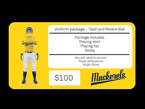 Uniform Package 1